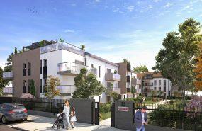 Programme immobilier DIA5 appartement à Champagne-au-Mont-d'Or (69410)