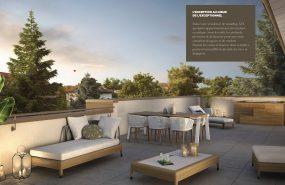Programme immobilier VAL122 appartement à Tassin-la-Demi-Lune (69160)
