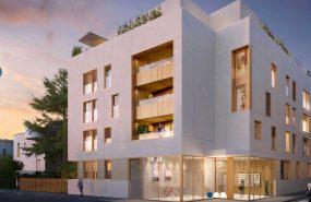 Programme immobilier NEO16 appartement à Lyon 3ème (69003)