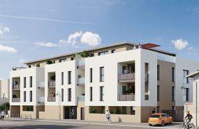 Programme immobilier AST5 appartement à Mions (69780)