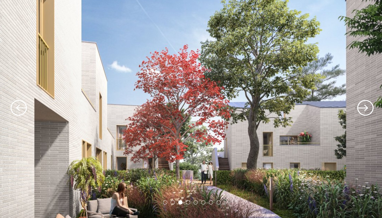 Programme immobilier SAG9 appartement à Lyon 3ème (69003) MONTCHAT