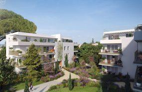 Programme immobilier OGI30 appartement à Marseille 9ème (13009) Quartier prisé des Hauts-de-Mazargues