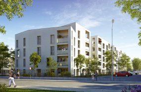 Programme immobilier CO21 appartement à Villefranche-sur-Saône (69400) Quartier calme à proximité du centre ville
