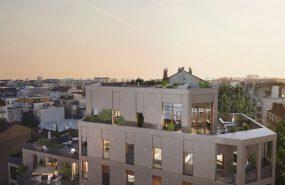 Programme immobilier NP34 appartement à Lyon 3ème (69003) Quartier dynamique de Lacassagne
