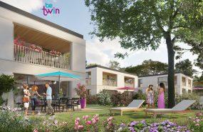 Programme immobilier SP11 appartement à Feyzin (69320) Quartier très calme dans un écrin de verdure