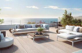 Programme immobilier VAL139 appartement à Toulon (83000) Situé à l'entrée de la Madeleine