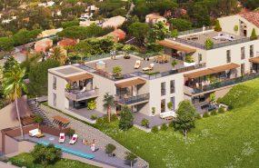 Programme immobilier VAL135 appartement à Roquebrune sur Argens (83520) Située au cœur des Issambres