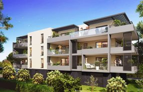 Programme immobilier VAL136 appartement à Saint Raphael (83390) Proche du centre-ville, des plages, des commerces et des écoles