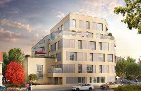 Programme immobilier SAG10 appartement à Villeurbanne (69100) Agréable cadre de vie