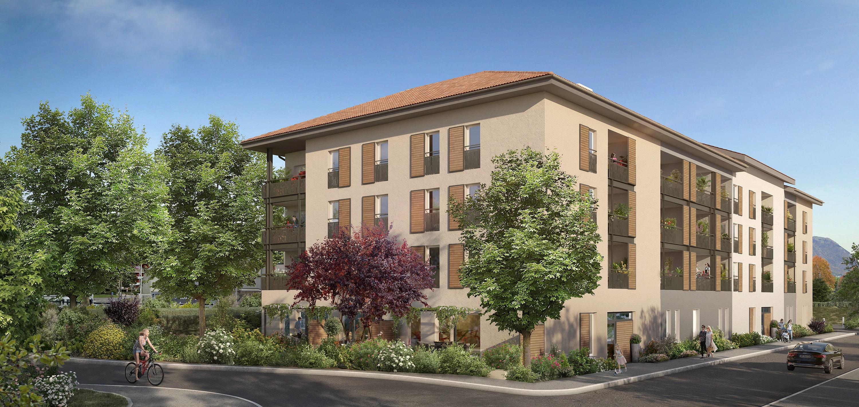 Programme immobilier Bonneville (74130) Coeur de ville EDO12