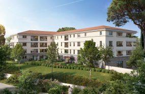 Programme immobilier BOW16 appartement à Marseille 13ème (13013) À seulement 100 m du centre de Château-Gombert