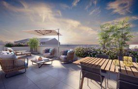 Programme immobilier SOG3 appartement à Bourg En Bresse (01000) De beaux espaces pour des instants uniques