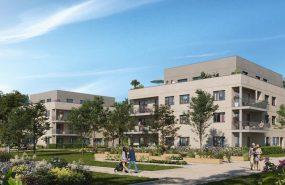 Programme immobilier EIF4 appartement à Sainte-Foy-les-Lyon (69110) Entre calme et effervescence