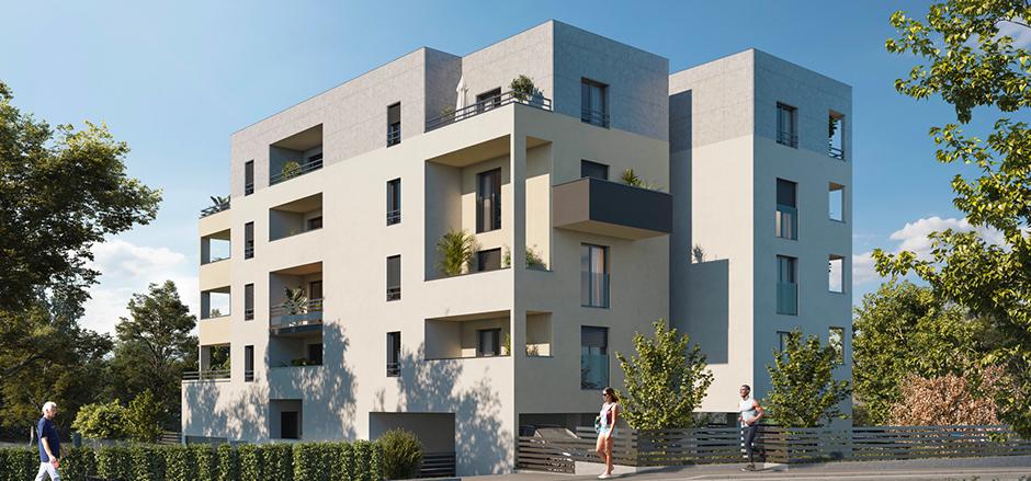 Programme immobilier PI37 appartement à Cluses (74300) Située entre Genève et Annecy