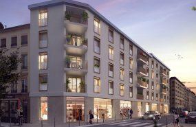 Programme immobilier BOW15 appartement à Lyon 9ème (69009) Quartier Valmy
