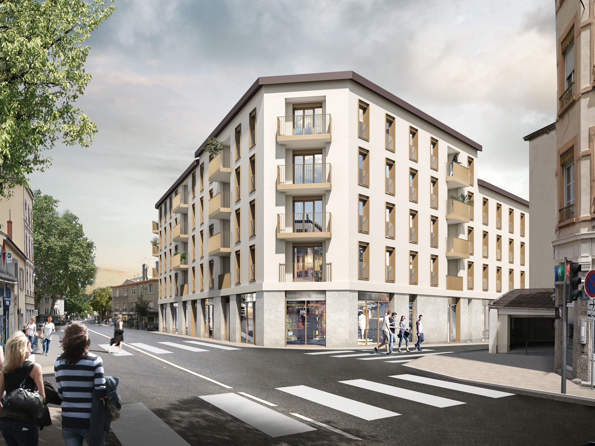 FAUBOURG VALMY 4