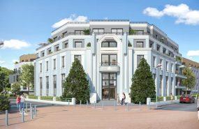 Programme immobilier ALT89 appartement à Chambery (73000) En lisière du centre-ville
