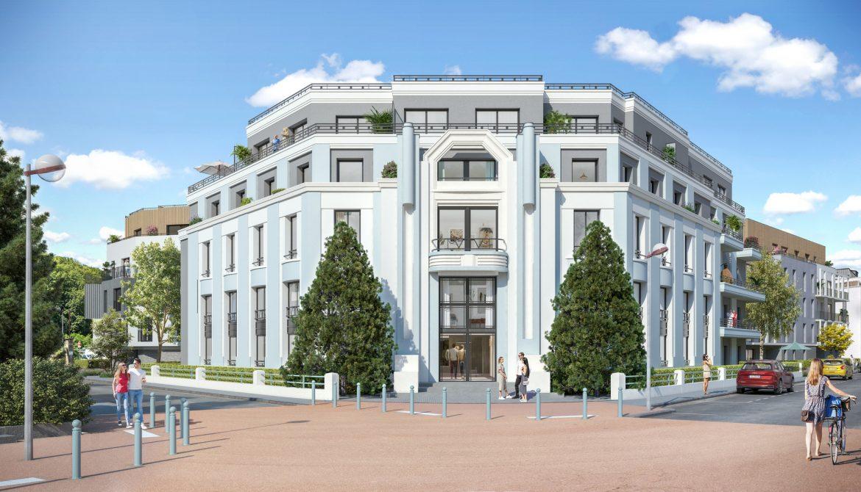 Programme immobilier Chambery (73000) En lisière du centre-ville CO6