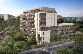 Programme immobilier BOW17 appartement à Marseille 10ème (13010) À mi-chemin des quartiers Saint-Tronc et Saint-Loup