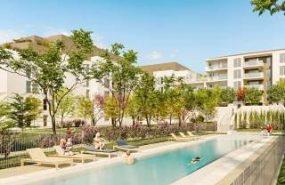Programme immobilier VIN9 appartement à Marseille 13ème (13013) Quartier-village de Saint-Mitre