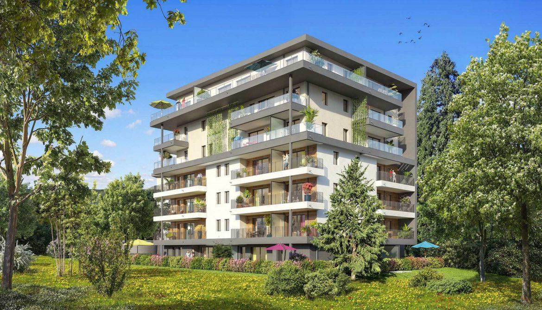Programme immobilier Collonges-Sous-Saleve (74160) Au cœur d'un bassin à l'économie florissante BOW11
