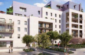 Programme immobilier EIF2 appartement à Grenoble (38000) Situé dans le quartier Berriat