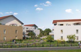 Programme immobilier CO11 appartement à Cluses (74300) Proche Centre Ville