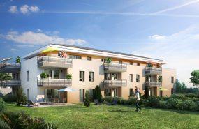 Programme immobilier VAL133 appartement à Cuers (83390) Cadre de vie calme au cœur des vignes
