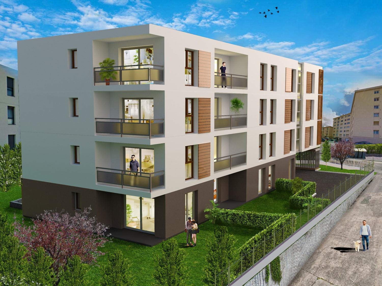 Programme immobilier VAL126 appartement à Annemasse (74100) Idéalement situé à 10 min du centre-ville