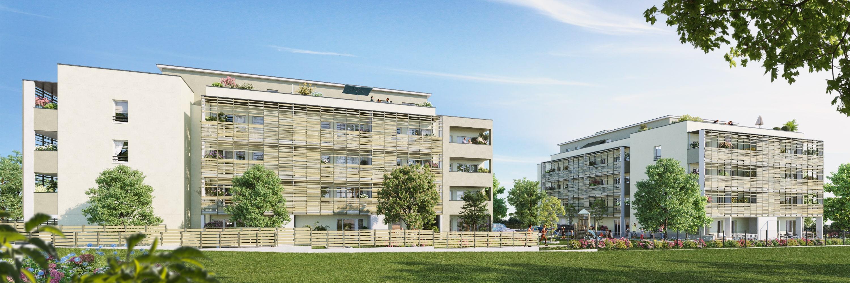 Programme immobilier Collonges-Sous-Saleve (74160) S'ouvrant sur le chemin d'Evordes BOW11