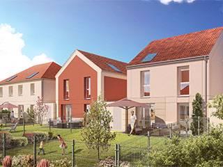 Programme immobilier Bourg En Bresse (01000) À seulement 1 km du centre-ville de Boug en Bresse EDO18