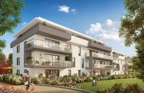 Programme immobilier VAL130 appartement à Voreppe (38340) Située au cœur d'un quartier calme