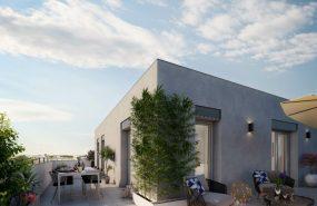 Programme immobilier LNC38 appartement à Villeurbanne (69100) GRATTE CIEL