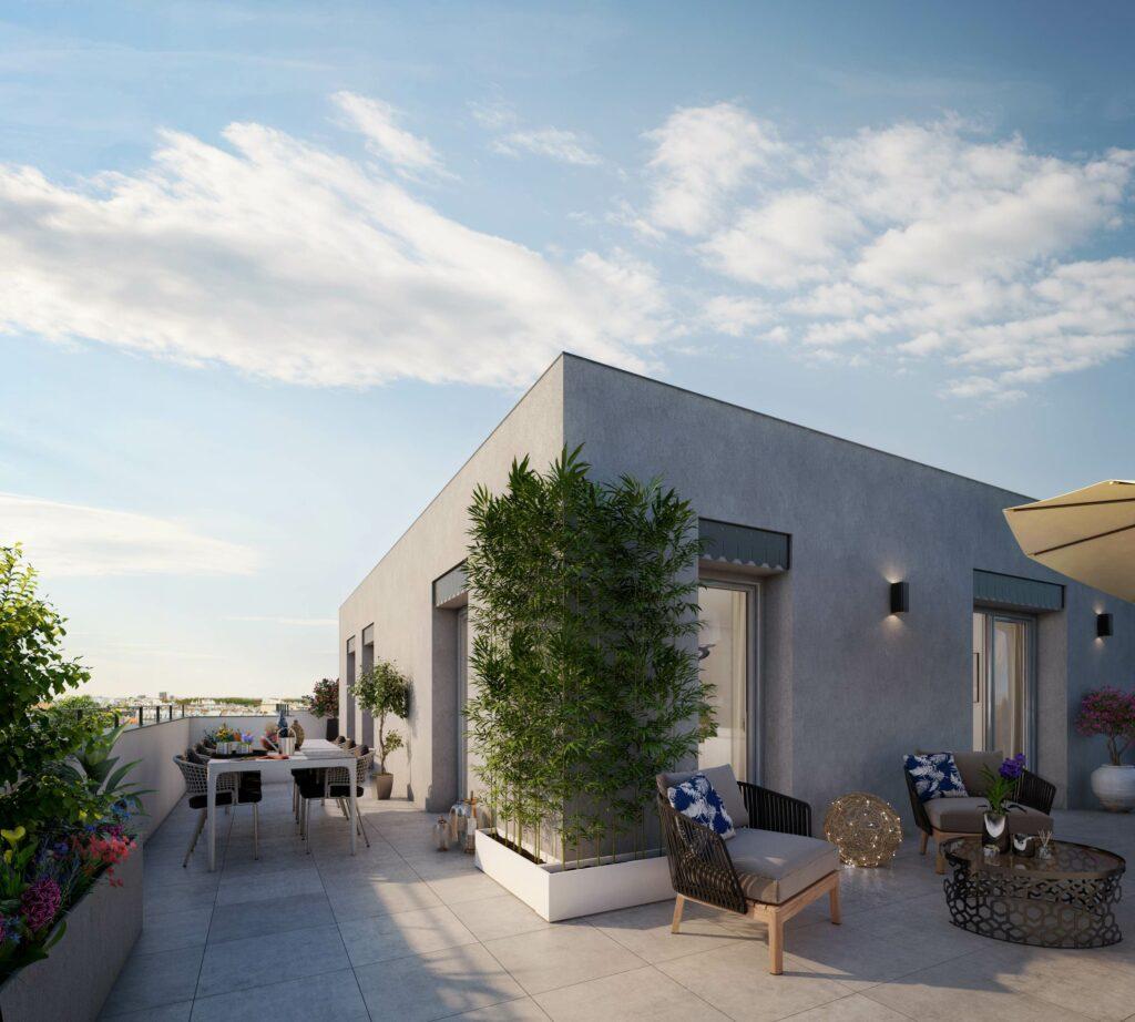 Programme immobilier Villeurbanne (69100) GRATTE CIEL NEO11