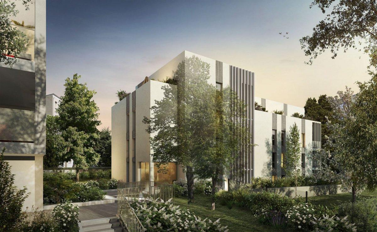 Programme immobilier OGI33 appartement à Caluire (69300) À proximité immédiate du Bourg de Caluire