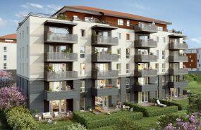 Programme immobilier CRA18 appartement à Bonneville (74130) Cocon idéal pour une vie harmonieuse