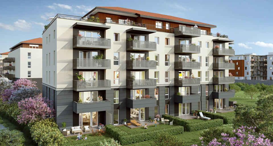 Programme immobilier Bonneville (74130) Cocon idéal pour une vie harmonieuse EDO12