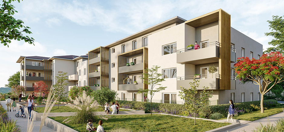 Programme immobilier Saint Pierre En Faucigny (74800) Pensée pour servir le confort des occupants VAL67