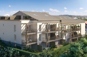 Programme immobilier VIN30 appartement à Toulon (83000) Quartier du Bas Faron