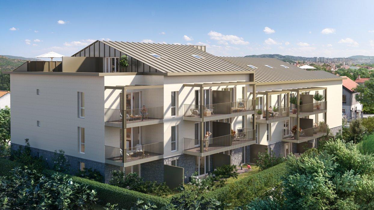 Programme immobilier Toulon (83000) Quartier du Bas Faron LNC22
