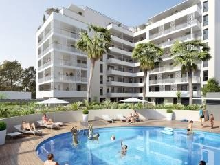 Programme immobilier NP30 appartement à Marseille 8ème (13008) Proche du Roy d'Espagne