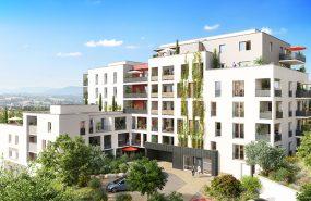 Programme immobilier BOW18 appartement à Marseille 14ème (13014) Quartier résidentiel des Hauts de Sainte-Marthe
