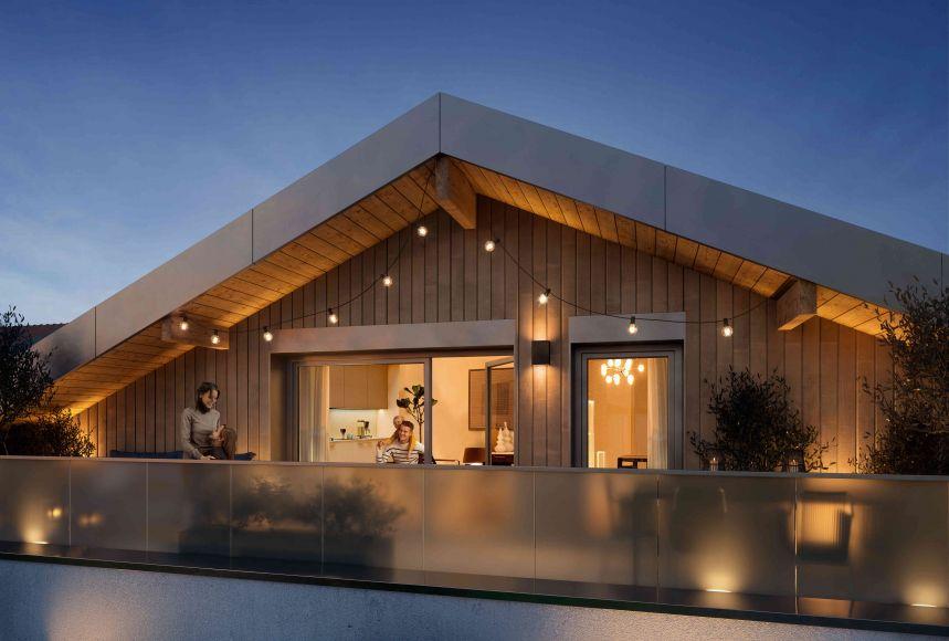 Programme immobilier ICA24 appartement à Reignier (74930) Située au coeur de la Haute-Savoie