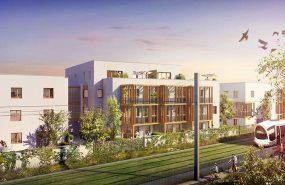 Programme immobilier VAL123 appartement à Lyon 3ème (69003) Quartier de Montchat