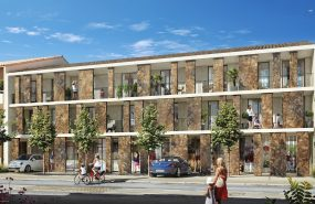 Programme immobilier VAL132 appartement à Bormes Les Mimosas (83230) Quartier du Pin
