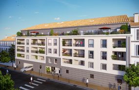Programme immobilier BOW13 appartement à Toulon (83000) Idéal pour habiter ou investir à Toulon