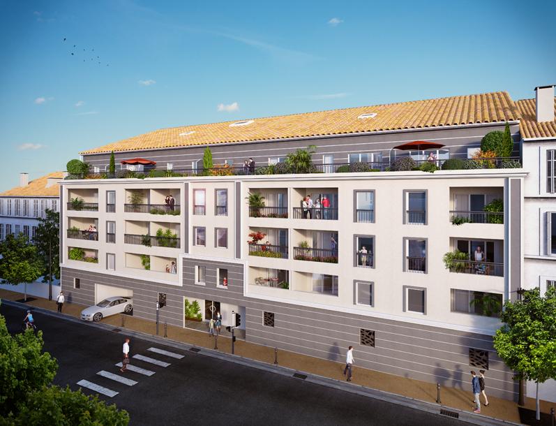 Programme immobilier Toulon (83000) Idéal pour habiter ou investir à Toulon VAL140