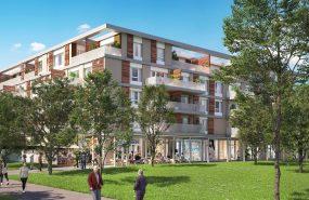 Programme immobilier VAL128 appartement à Monteux (84170) Au cœur de l'Ecoquartier de Beaulieu