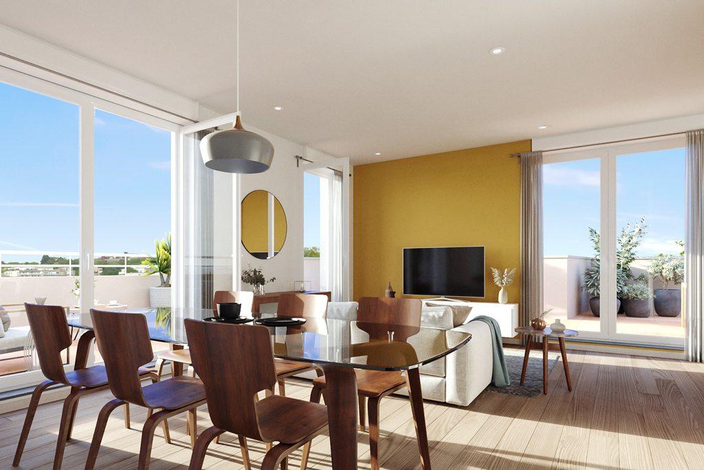 Programme immobilier NP33 appartement à Francheville (69340) Au coeur de Francheville