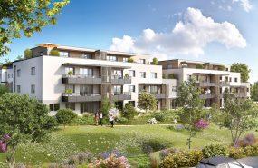 Programme immobilier BOW10 appartement à Ayse (74130) Nichée dans un écrin de verdure